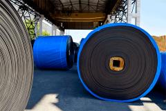 Конвейерные ленты и оборудование пружины на транспортер т5
